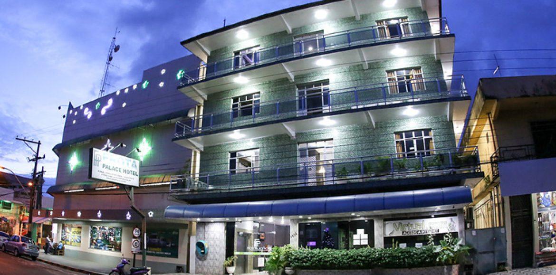 Promoção de hospedagem no Hotel Fronta para os representantes comerciais do CORE-PA em Macapá