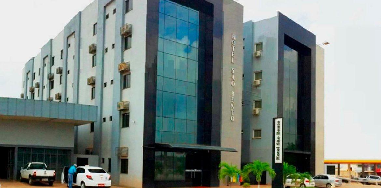 Promoção de hospedagem no  Hotel São Bento em Marabá para representantes comerciais do CORE/PA.